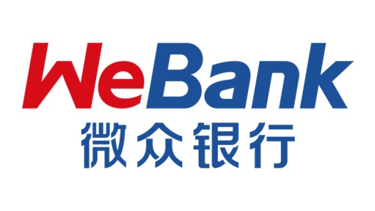 WeBank, The 1st digital bank in China and initiated by Tencent, offers wealth management and financing services through different online platforms.